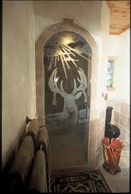 new 60 etched shower doors design decoration of etched glass