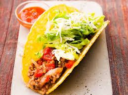 cuisine actuelle patisserie cuisine actuelle patisserie inspirant tacos la viande hachée recette