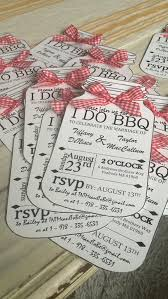 bbq wedding invitations best 25 engagement invitation message ideas on