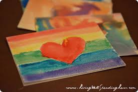 diy watercolor thank you cards living well spending less
