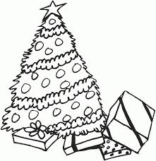 free christmas tree coloring pages print u2013 christmas fun zone