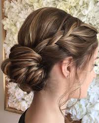 updos for long hair with braids braid updo hairstyle for long hair glavportal