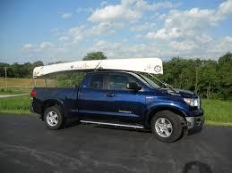 homemade truck cab bwca canoe hauling ideas boundary waters gear forum