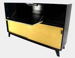 fresh mid century modern credenza bar or liquor cabinet for sale