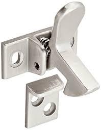 Cabinet Door Catch Slide Co 244691 Cabinet Door Catch Satin Nickel Plated