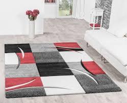 steintische wohnzimmer wohnzimmer grau creme teppich shaggy weich einfarbig grau