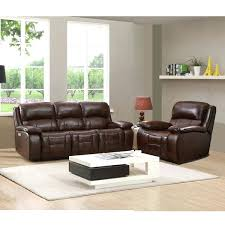 Leather Sectional Sofa With Power Recliner Motorized Sectional Sofa By Ii Top Grain Leather Brown Power