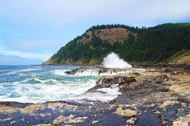 Oregon travel blogs images The waves at cape perpetua kevin amanda food travel blog jpg