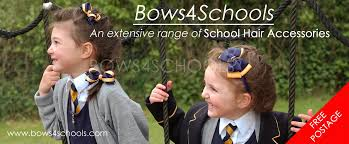 school hair accessories bows4schools headbands bobbles