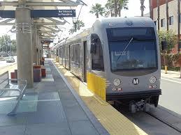 car accident halts metro gold line service in pasadena the hub