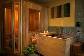 Convert Bathtub To Spa Deep Soaking Japanese Bathtubs Turn The Bathroom Into A Spa