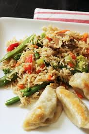 vegetable fried rice cheap eats