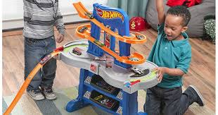 step2 wheels table amazon step2 wheels road rally raceway play table only 39 99
