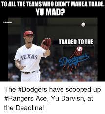 Dodgers Suck Meme - 25 best memes about yu darvish yu darvish memes