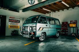 nissan vanette modified interior who u0027s laughing now u2014 1986 suzuki carry van vans cars and suzuki