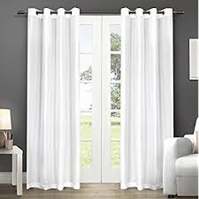Winter Window Curtains Exclusive Home Curtains Loha Linen Window Curtains