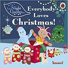 night garden loves christmas amazon uk