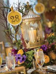 birdcage centerpieces it should be exactly as you want because it s your party