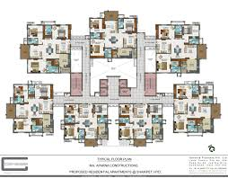 apartment creative luxury apartment floor plans home design