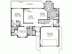 Two Bed Room House Two Bedroom House Plans For Small Land Two Bedroom House Plans