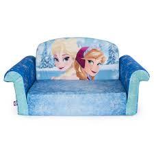Flip Open Sofa For Kids marshmallow furniture flip open sofa disney frozen target