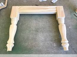 how to make a dining bench remodelaholic build a custom corner how to build an upholstered dining room bench 6