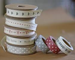 wedding ribbon and by the wedding of my dreams