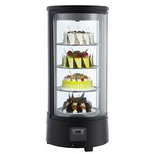 glass door small refrigerator countertop refrigerated display cases and pastry displays for