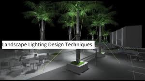 Landscape Lighting Techniques Landscape Lighting Design Techniques Course