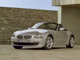 automotive database bmw z4 e85
