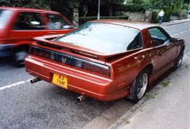 2014 Pontiac Trans Am 1985 1990 Pontiac Firebird Trans Am England Spot A Car