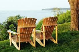 How To Build An Armchair How To Build An Adirondack Chair