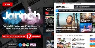 download jannah v1 3 0 newspaper magazine news amp buddypress