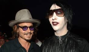 marilyn manson has a new girlfriend marilyn manson just jared