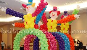 circus balloon theme party ideas circus themed party