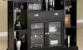Black Liquor Cabinet Bar Black Metal Storage Cabinet Wonderful For Home Decoration