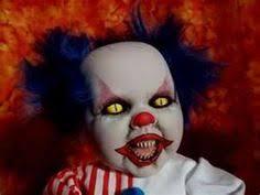 happy birthday creepy clown scary scary doll www frightkingdom dolls