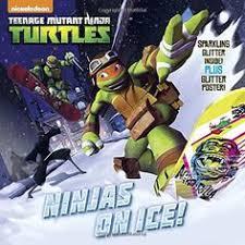 crayola color metallic box teenage mutant ninja turtles