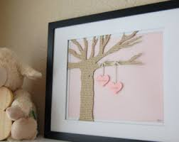 Personalized Gift For Baby Baby Gift Personalized Nursery Tree New Baby Lullaby