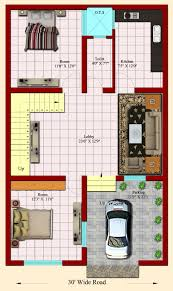 Design House 20x50 by House Map Design 25 X 50 18x36 Feet First Floor Plan X 45 Home