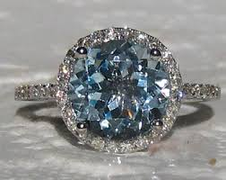 aquamarine wedding rings handmade aquamarine engagement ring 9x7mm oval