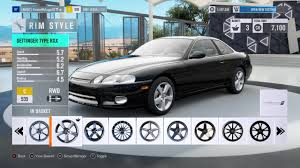 lexus sc300 v8 my car in real life compared to fh3 lexus sc300 forza