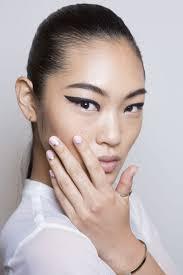 nail art new york fashion week spring 2015 stylecaster