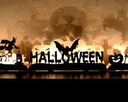 halloween lights etsy