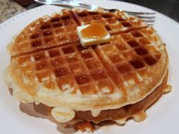waffle of insane greatness plain chicken