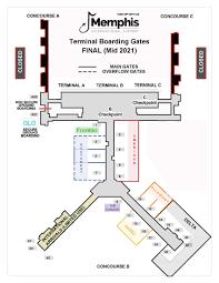 Graceland Floor Plans Memphis Airport Announces Modernization Plans Choose901