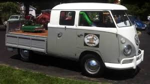 volkswagen bulli 1950 volkswagen type 2 t1 pick up truck 3 doors 360 degrees walk around