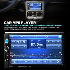 Cd Player With Usb Port For Cars Double 2 Din 7