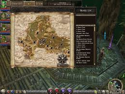 dungeon siege map dungeon siege ii screenshots for windows mobygames