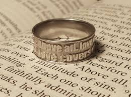 bible verse rings celtic rings d o celtic jewelry